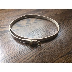 Aldo ▫️ blush pink waist belt, NWOT ‼️